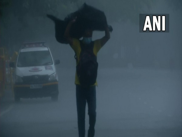 Delhi airport's forecourt waterlogged briefly following heavy rains: DIAL