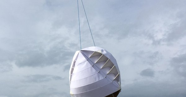 O-Wind Turbine to make green energy more attainable for urban people