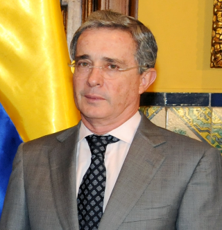Colombia ex-president Uribe says court has ordered his detention