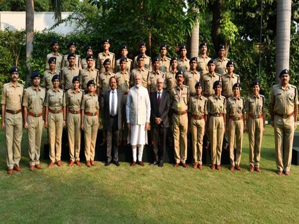Work towards making police force citizen-friendly: PM Modi to IPS probationers