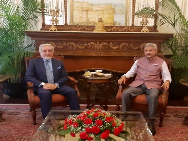 India remains committed to peace, prosperity and stability in Afghanistan: Jaishankar after meeting Abdullah