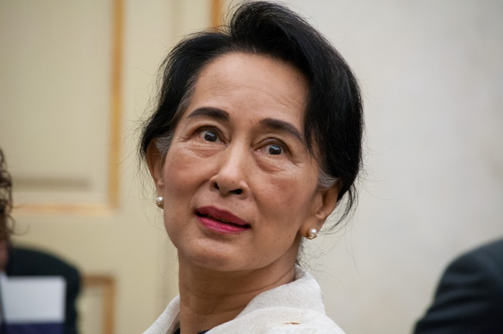 Aung San Suu Kyi rise and fall in global arena
