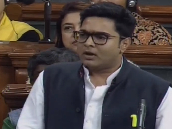 BJP's idea of India divisive, says TMC MP Abhishek Banerjee, opposes Citizenship (Amendment) Bill