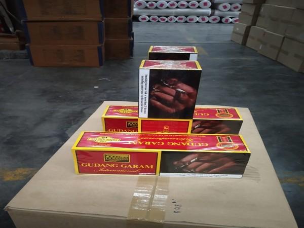 DRI Mumbai recovers smuggled cigarettes worth Rs 3.24 cr