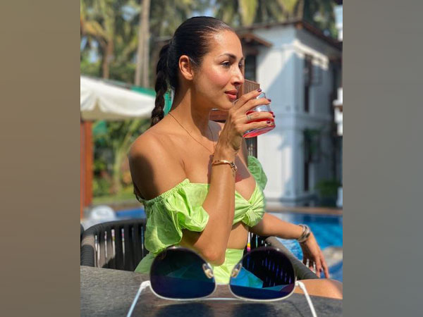 Malaika Arora shares stunning glimpse from her 'Easy, Peasy, Breezy Sunday'