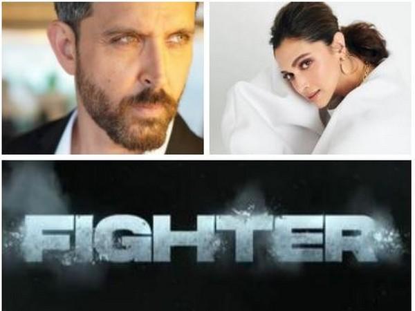 Hrithik Roshan announces first film 'Fighter' with Deepika Padukone
