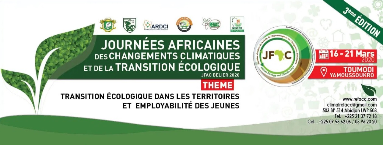 Ivorian Minister launches African Days of Ecology and Climate Change in Abidjan