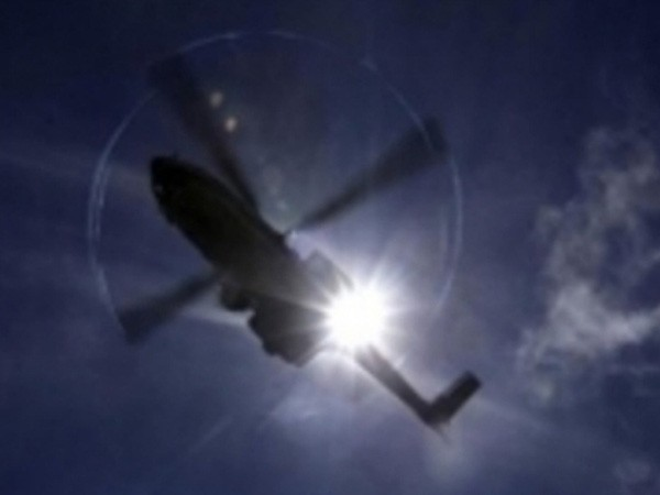 2 killed, 3 injured in helicopter crash in Southeastern France