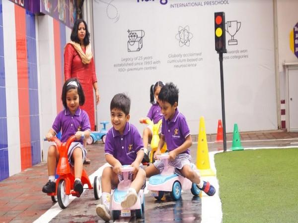 Become an edupreneur with Kangaroo Kids International Pre-school