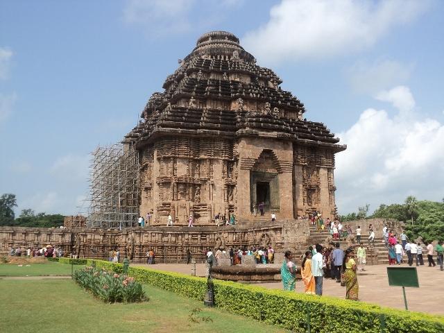 Cyclone Fani causes no structural damage to Konark Sun Temple: ASI