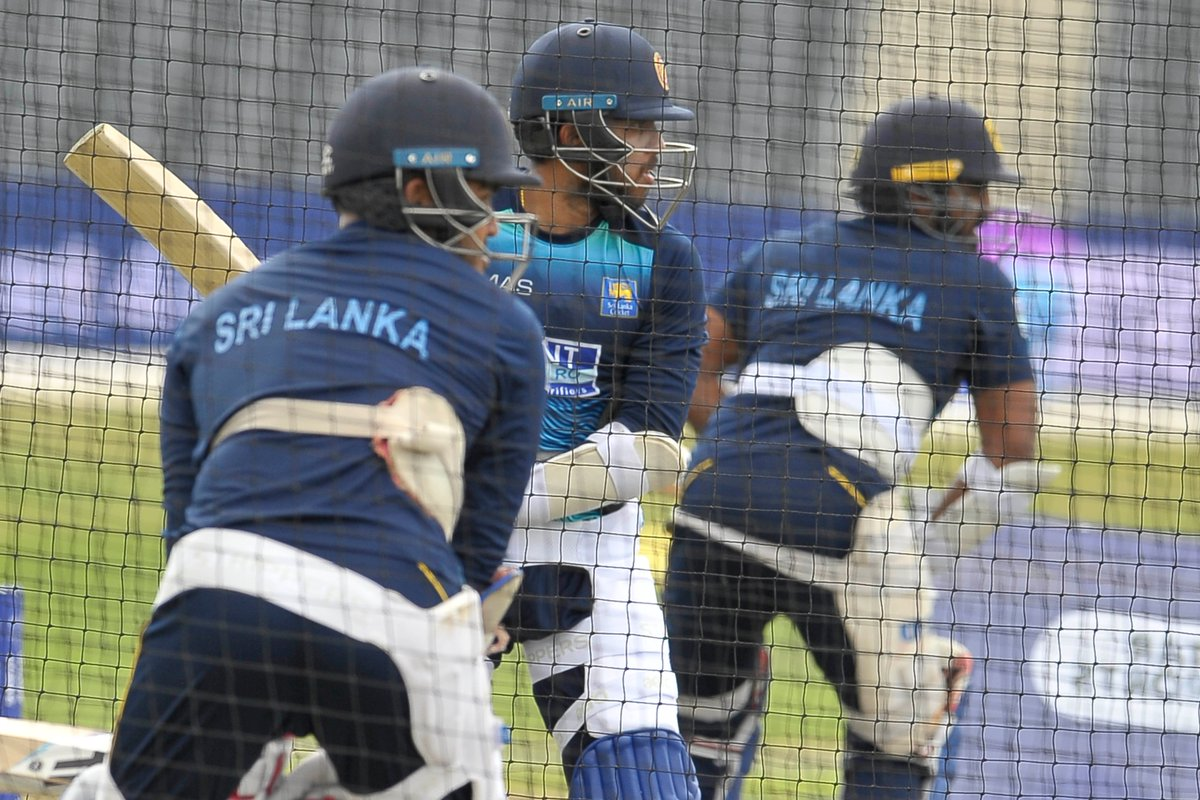 Sri Lanka complain to ICC about green pitches, inadequate training facilities and accommodation