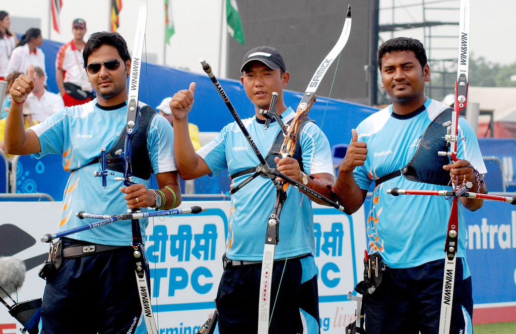Rai leads India team to 11th place in qualifications