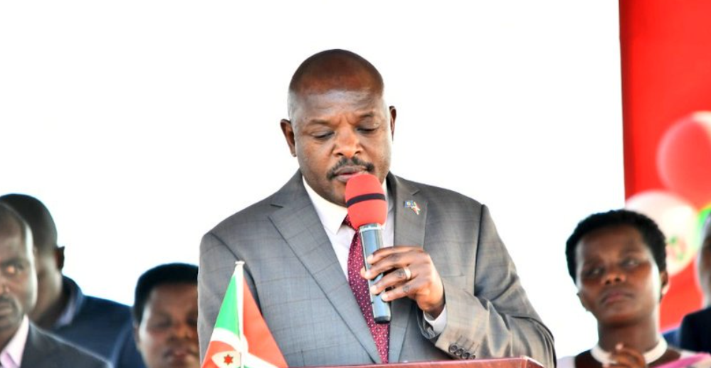 Burundi Government unveils Nkurunziza's two months earlier heart attack incidence