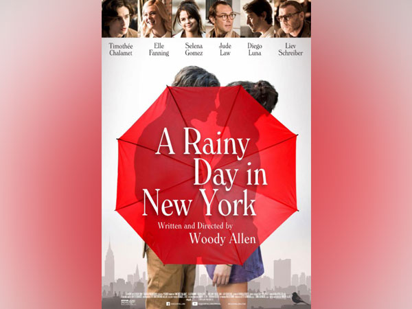 Woody Allen's 'Rainy Day' streaming on Amazon despite ongoing legal battle