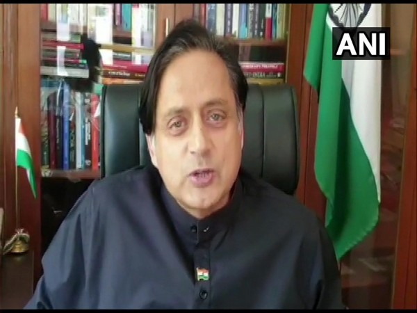 Tharoor's remarks at Lahore event spark BJP-Cong spat