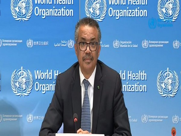 WHO's Tedros says discussed U.S. support for COVAX vaccine with CDC chief