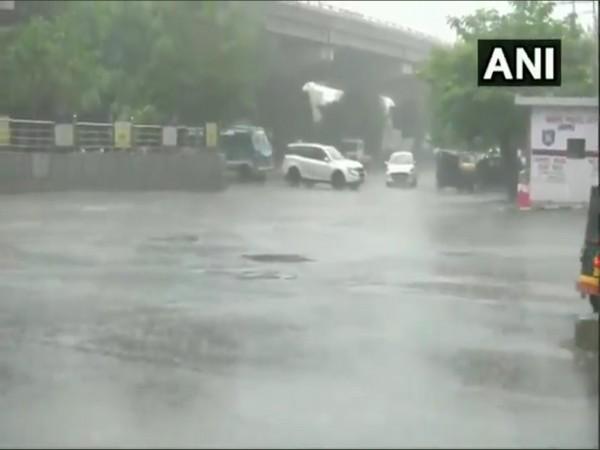 Water level of Manjara river in Maha's Latur rises after heavy rains
