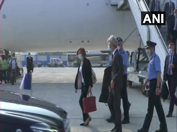 French Defence Minister arrives in Delhi, to attend Rafale induction ceremony at Ambala