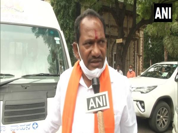 Karnataka minister Prabhu Chauhan tests positive for COVID-19