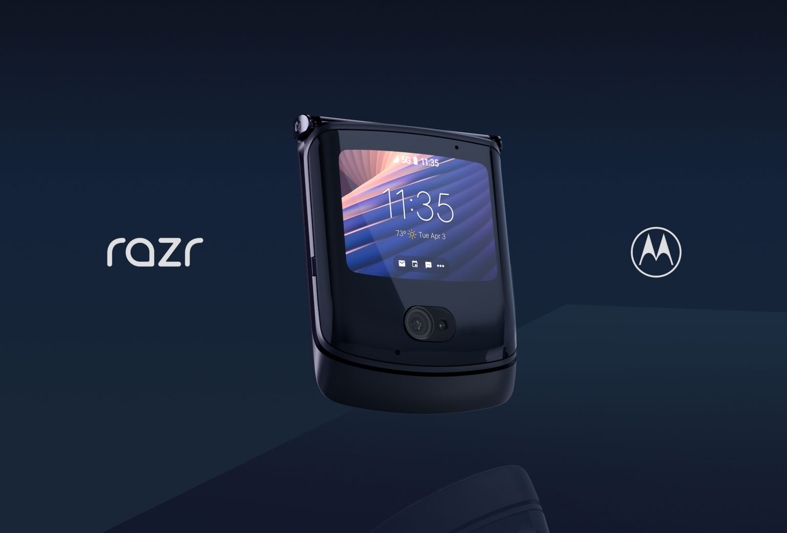 Moto Razr 5G: Motorola's new dual-screen phone is official; priced at USD1,399