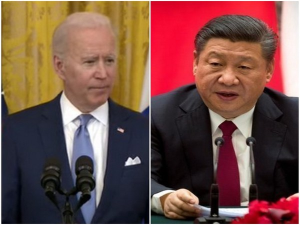 In phone call with Xi, Biden talks about ensuring US-China 'competition' does not become 'conflict', says White House