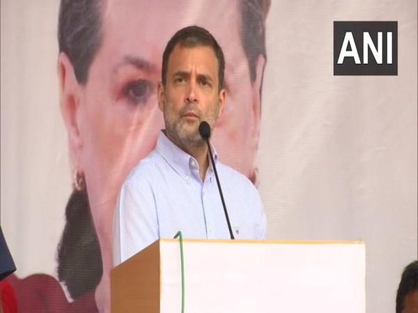 RSS, BJP breaking composite culture of J-K, says Rahul Gandhi in Jammu