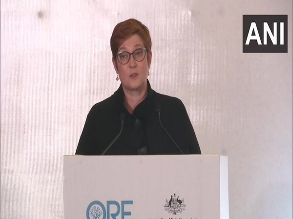 India, Australia must reflect on common outlook that forms basis of cooperation in Indo-Pacific: Marise Payne