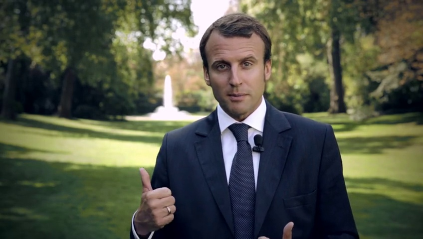 French President Macron's popularity drops to just 25 pct: Poll