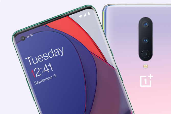 OnePlus 8 series and OnePlus 8T get June 2021 security patch