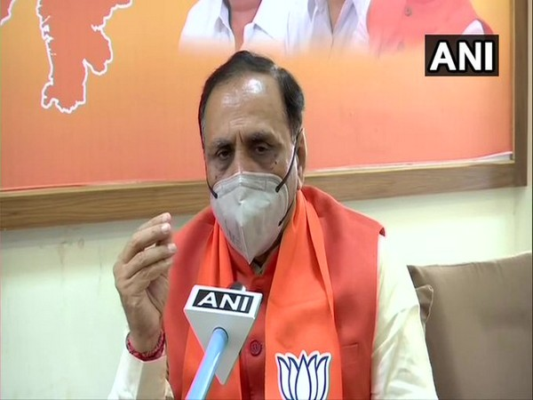 Congress is sinking ship, lost its connect with people, says Vijay Rupani