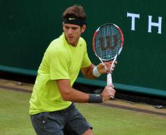 Tennis-Del Potro to miss Australian Open due to knee problems