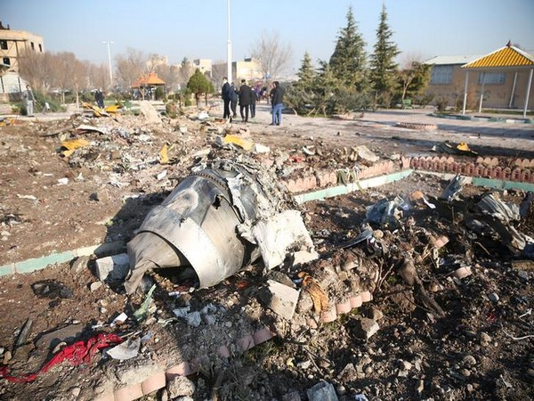 Canadian, UK ministers pay respects to victims of plane downed by Iran