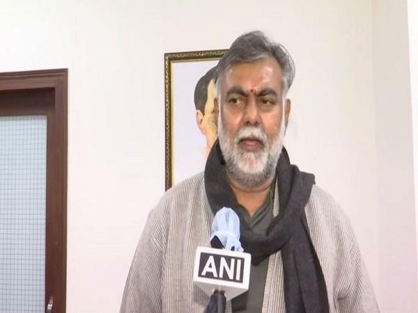 Prahlad Patel slams Kalyan Banerjee for comment on Goddess Sita