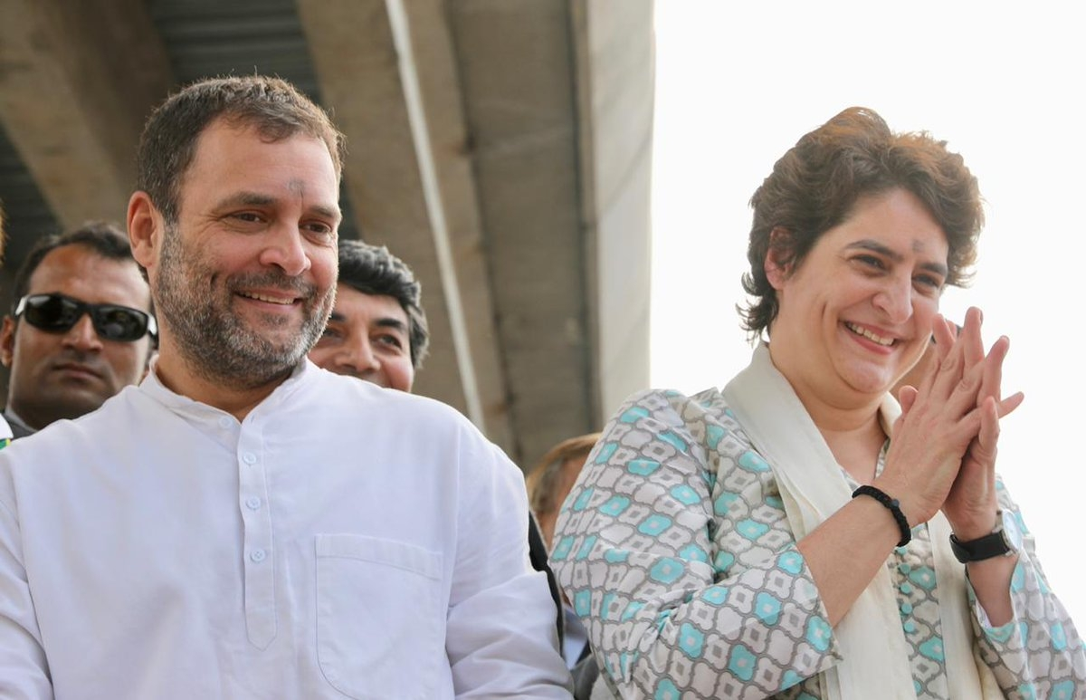 Priyanka will campaign wherever Congress president asks her to - party leader