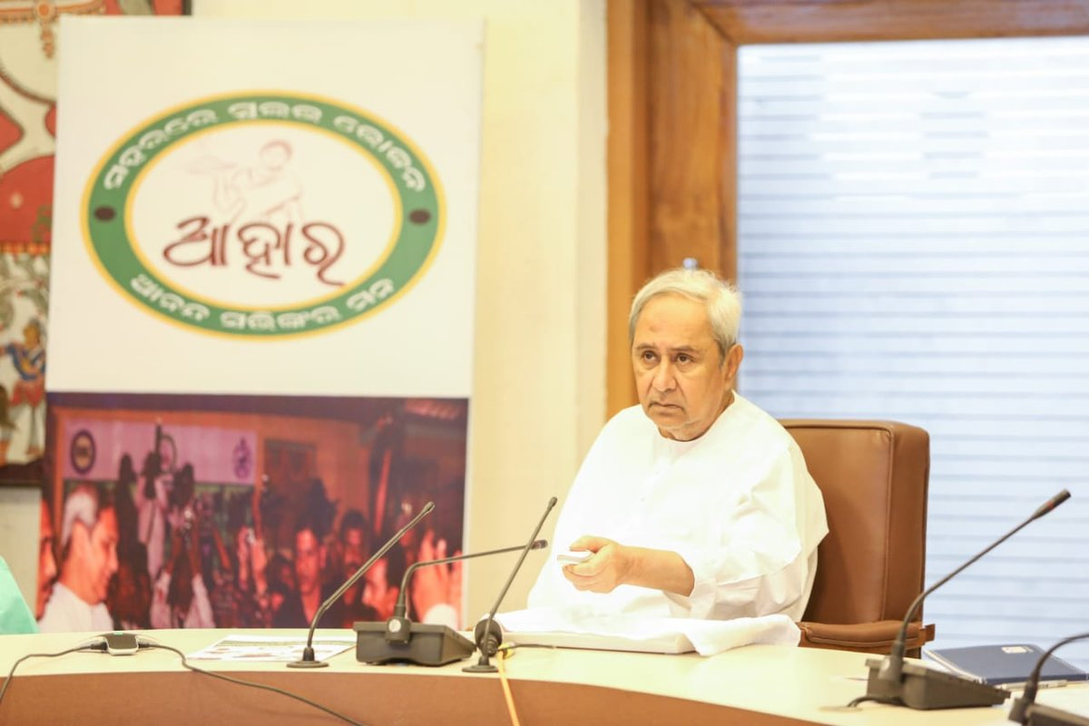 Odisha CM inaugurates string of projects worth over Rs 2,100 crore