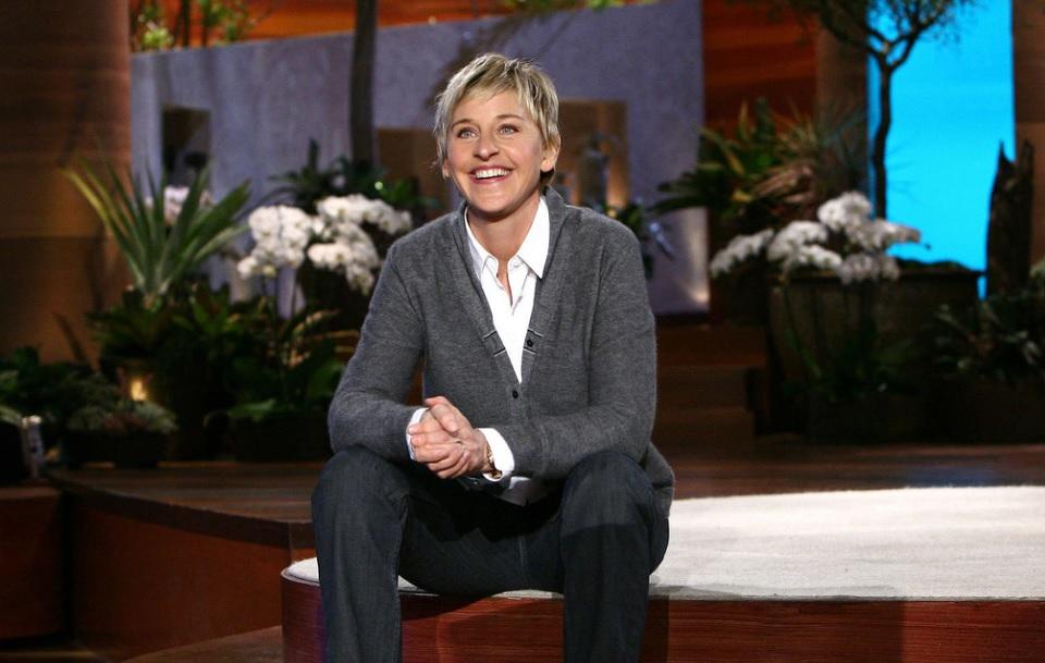 People News Roundup: Ellen DeGeneres to get Golden Globe lifetime award for TV work