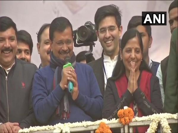 Delhi State Election: Message of Arvind Kejriwal's victory for Lok Sabha 2024