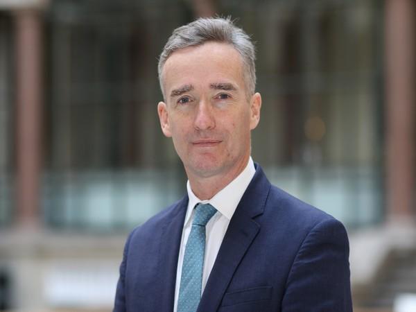 UK's new envoy Alex Ellis presents credentials to President Kovind