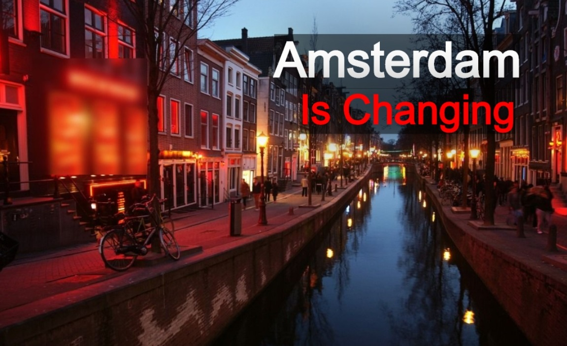 Amsterdam won't be the same and it's a good thing