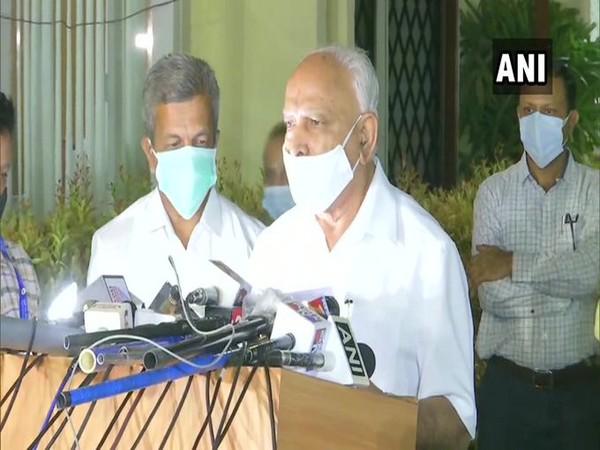 Discussions on regarding extending lockdown, no decision yet: Karnataka CM