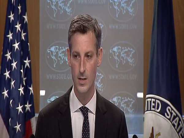 US condemns rocket strikes by Palestine on Israel, calls on both sides to de-escalate tensions
