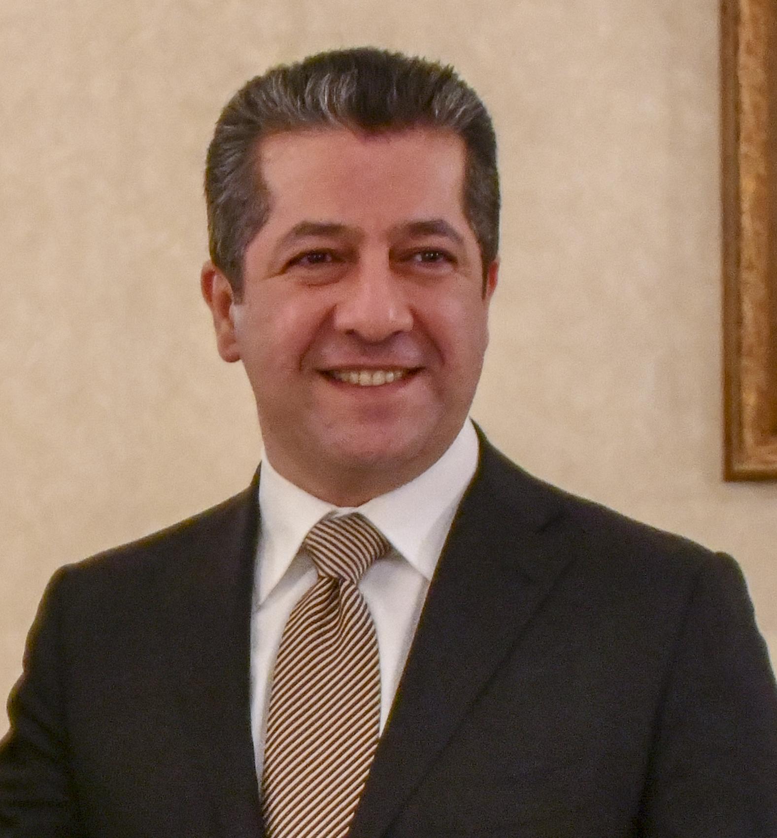 New Iraqi Kurdish president's cousin succeeds him as regional prime minister
