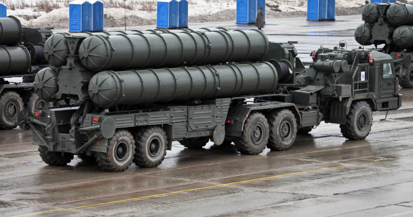 COLUMN- Turkey, S-400 and the new arms sale geopolitics: Peter Apps