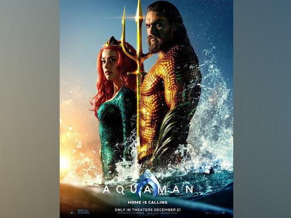 James Wan reveals 'Aquaman' sequel title 'Aquaman and the Lost Kingdom'