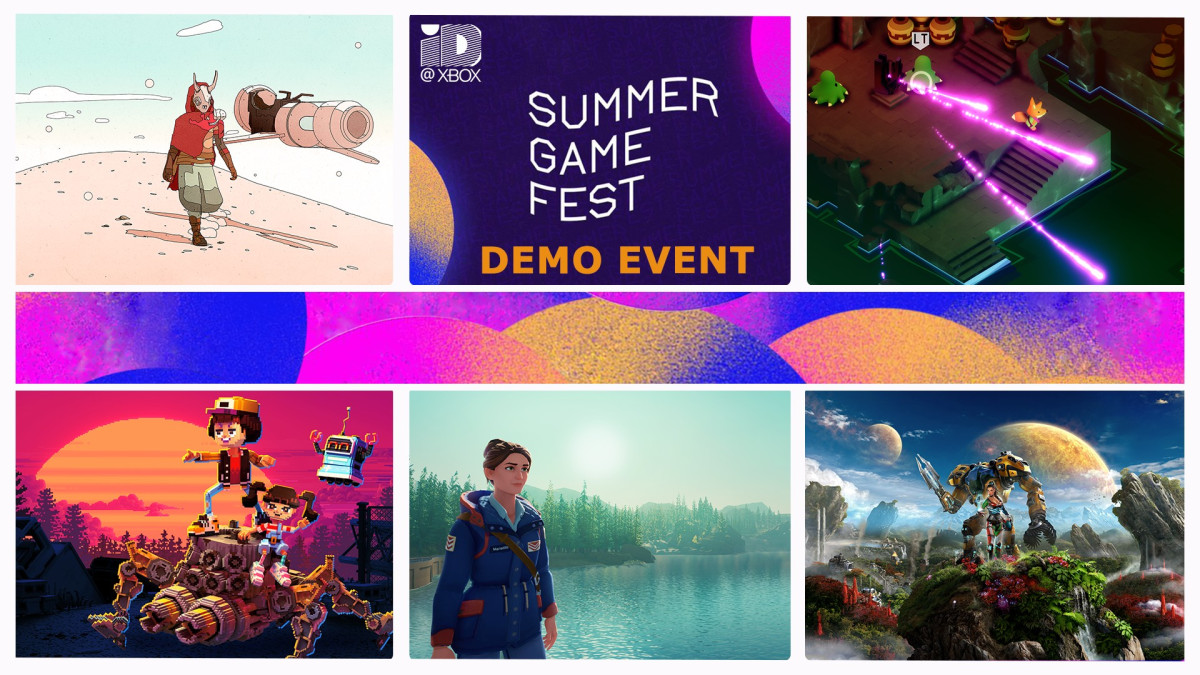 Xbox's second Summer Game Fest Demo event to kick-off on June 15