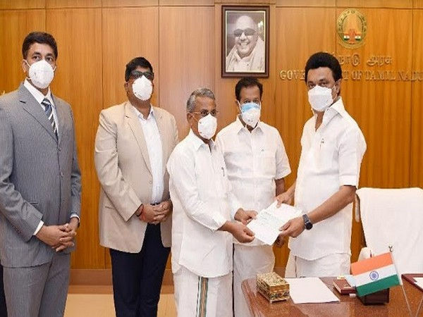 RMK Group of Institutions donates Rs 1.08 crore to TN Government for COVID-19 fight