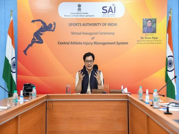 Olympics 2024: Rijiju launches athlete injury management system