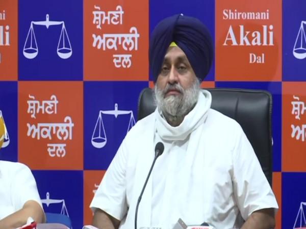 SAD to prepare election manifesto for 2022 polls by October: Sukhbir Singh Badal