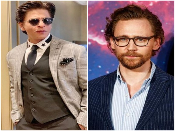 Shah Rukh Khan responds to Loki aka Tom Hiddleston's recent appreciation for him