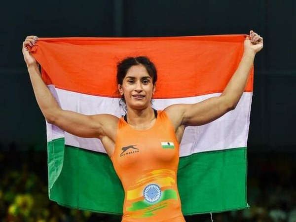 Indian wrestler Vinesh Phogat clinches gold at Poland Open